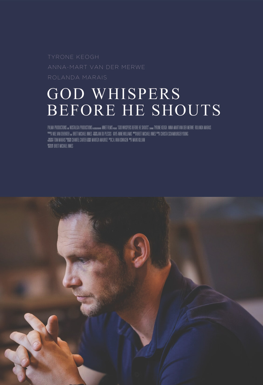 God Whispers Before He Shouts